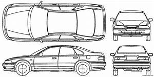 Honda Accord Ls Aerodeck 1993 Plans