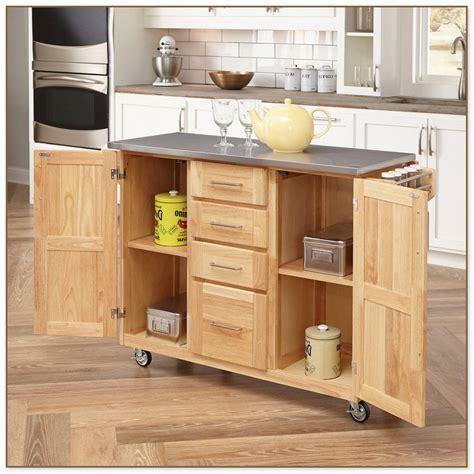 Stainless Steel Kitchen Island Cart