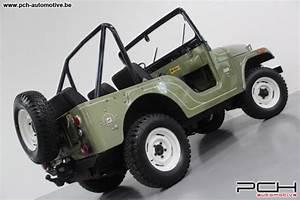 Voiture Sortie De Grange : jeep cj 5 3 8 v6 sortie de grange pch automotive ~ Gottalentnigeria.com Avis de Voitures