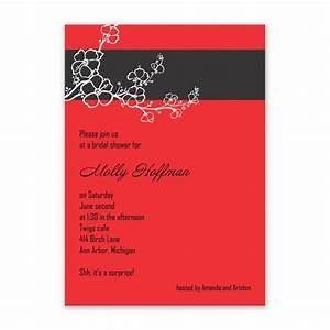 blank red and black wedding invitations red wedding With red blank wedding invitations templates