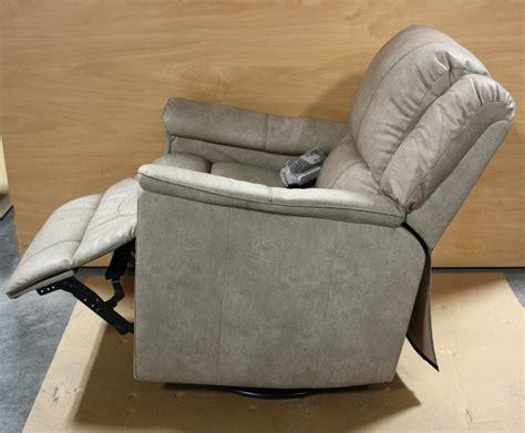 furniture recliner parts rv furniture rv leather vinyl swivel glider recliner for