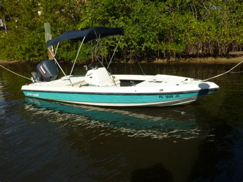 Permit Flats Boat For Sale by Flats Boat Backcountry Boats For Sale