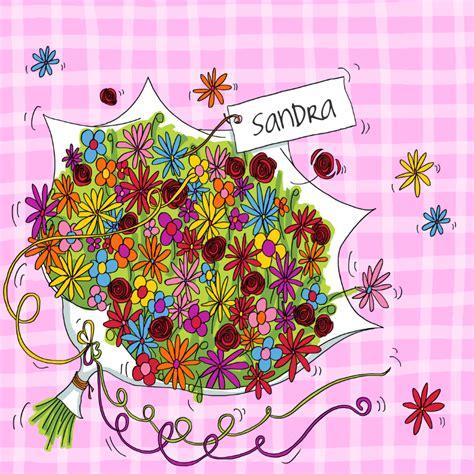afbeeldingen verjaardag bos bloemen bos bloemen verjaardag vrouw verjaardagskaarten kaartje2go