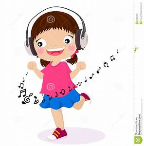 Ear Listening Girl Clipart - Clipart Suggest