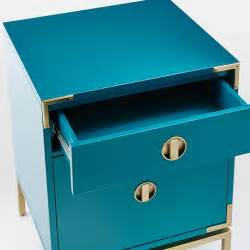 Teal Nightstand by Malone Caign Nightstand Blue Teal West Elm