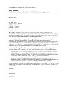 How To Write A Cover Letter Sle How To Write A Cover Letter