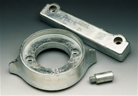 Volvo Md2020 Anode by Propeller Central Marine Parts Express
