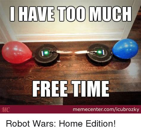 Robot Memes - funny robot memes of 2017 on sizzle threes