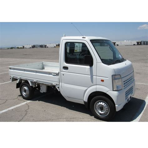 suzuki pickup west coast mini trucks 2010 suzuki mini truck stock 1861
