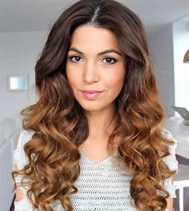 Coupe Cheveux Longs Femme : les cheveux ondul s comment les obtenir ~ Dallasstarsshop.com Idées de Décoration