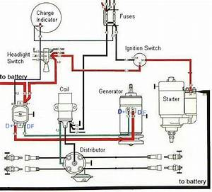 Ignition And Charging System Diagram