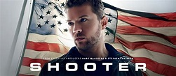 Shooter: Renewed for Season Two on USA Network - canceled ...