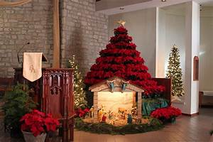 30, Church, Christmas, Decorations, Ideas, And, Images, -, Christmas, Celebration