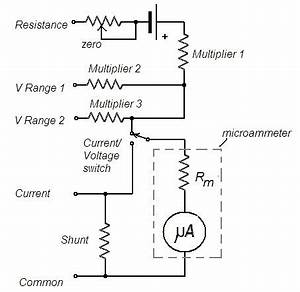 how do multimeters measure resistance quora With circuit and the lighter leads will measure the voltage across the