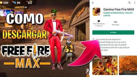 Download free fire max apk for android and install. como descargar Free Fire Max Para Android & IOS   Oscar27k ...