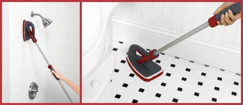 Rubbermaid Bathroom Cleaning Tools Review  Sweep Tight