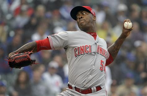 yankees  aroldis chapman  reds   minor leaguers