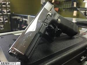 ARMSLIST - For Sale: Chrome Glock G22 .40S&W Gen.4