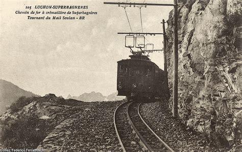 Ferrovie A Cremagliera by Antiche Ferrovie A Cremagliera In Cartolina Stagniweb