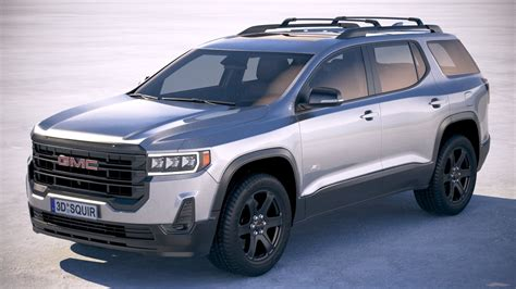 When Will 2020 Gmc Acadia Be Available by Gmc Acadia 2020