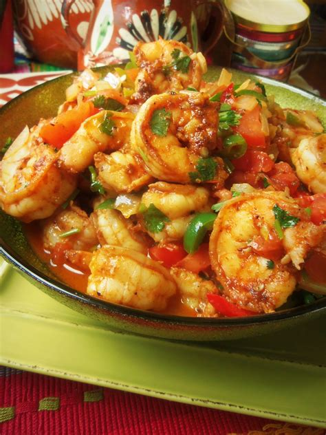 hispanic kitchen recipes camarones a la mexicana hispanic kitchen mastercook
