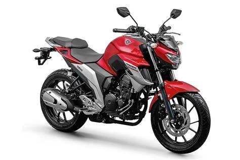 Yamaha Fazer 250 ABS 2021 | Ficha Técnica, Imagens e Preço ...