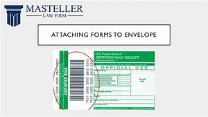 How to Send a Certified Letter Return Receipt Requested ...