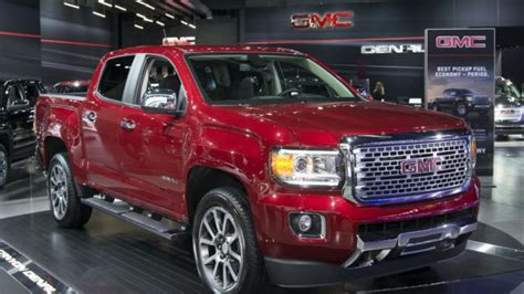 2019 Gmc Canyon Changes, Rumors  2018  2019 New Best Trucks