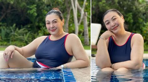 Sharon Cuneta proudly shares her swimsuit photo for 2021