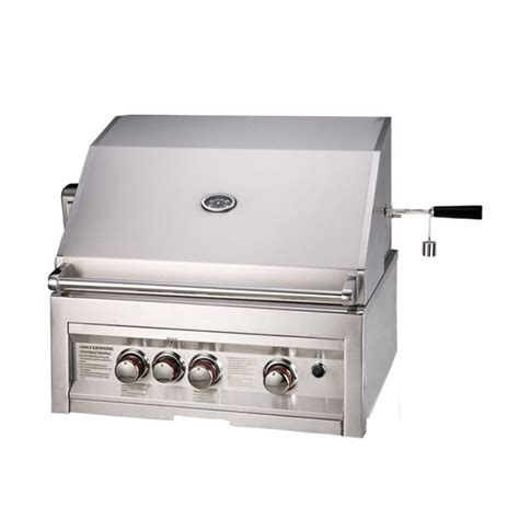 sunstone stainless steel 3 burner infrared gas