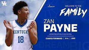 Zan Payne Joins Kentucky Men's Basketball Program | Big ...