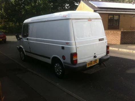 ldv pilot diesel with low mileage clean condition