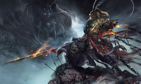 Sun Wukong Monkey King Full Hd Wallpaper And Background