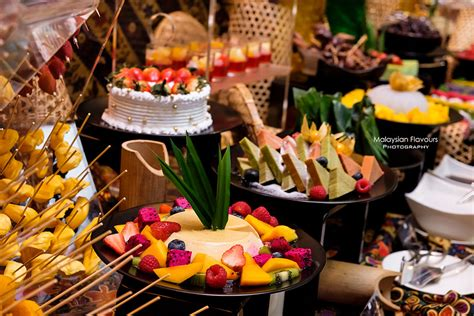 ramadhan buffet list   kl  pj malaysian flavours