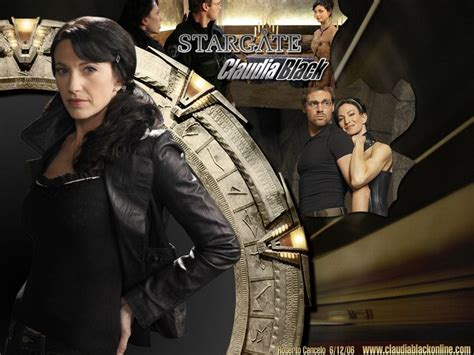 23 Best Images About Claudia Black On Pinterest