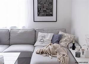 Einrichtung Wohnzimmer Ideen : grau wei skandinavisch wohnzimmer einrichtung ideen ideen rund ums haus pinterest ~ Sanjose-hotels-ca.com Haus und Dekorationen