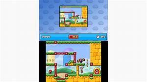 Mario Vs Donkey Kong Tipping Stars Nintendo 3ds
