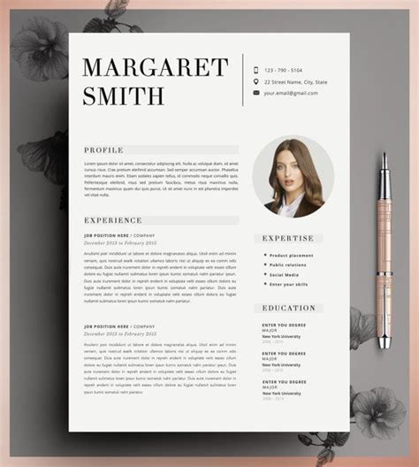 Best Cv Templates Word by 17 Best Ideas About Cv Templates Word On