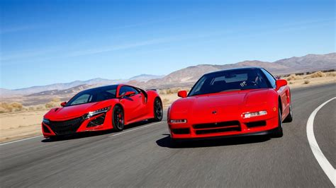Honda Celebrates 30 Years Of The Acura Nsx With A New Video
