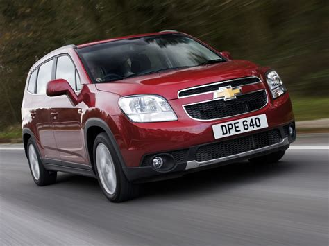Chevrolet Orlando Specs & Photos