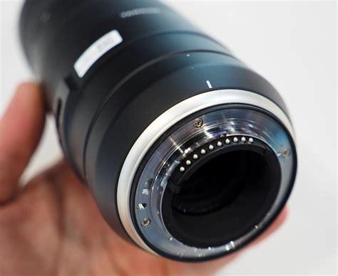 on with tamron s new 70 210mm and 28 75mm optics ephotozine
