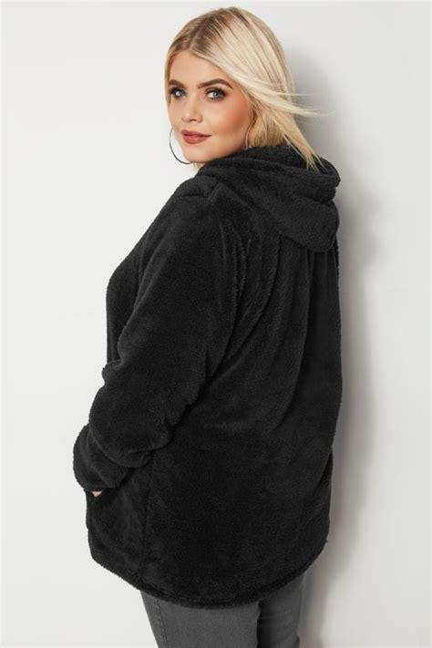 veste polaire 224 capuche grande taille 44 224 64