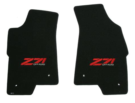chevy colorado z71 floor mats lloyd mats classic loop front floor mats 2004 13 chevrolet