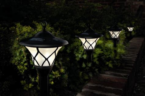 solar yard lights best solar lights for garden ideas uk