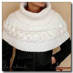 Modele De Tricotin Facile : chauffe epaule facile a tricoter galerie creation ~ Melissatoandfro.com Idées de Décoration