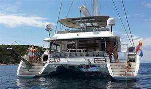 Lagoon 620 Croatia Luxury Catamaran Charter Croatia