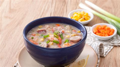Seafood Caldo Recipe