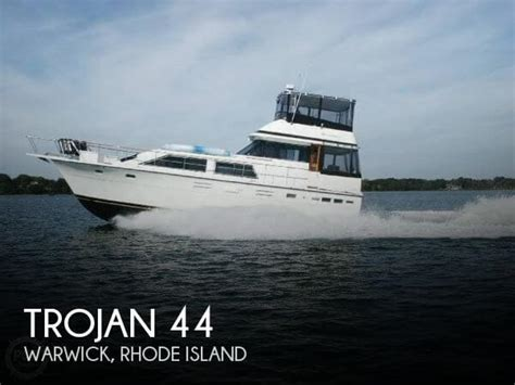 Outboard Motors For Sale Rhode Island by For Sale Used 1978 Trojan 44 In Warwick Rhode Island
