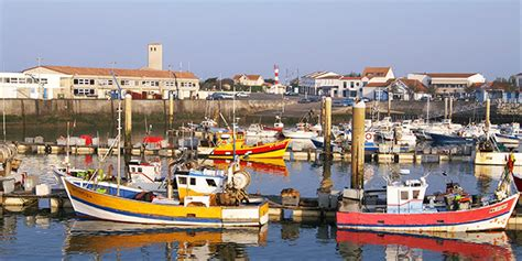 le port de la cotini 232 re tourisme charente maritime vacances 238 le d ol 233 atlantic hotel