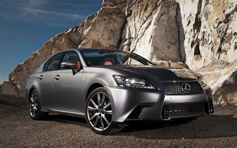 The Accelerator Car Blog: 2013 Lexus Gs 350 F-sport